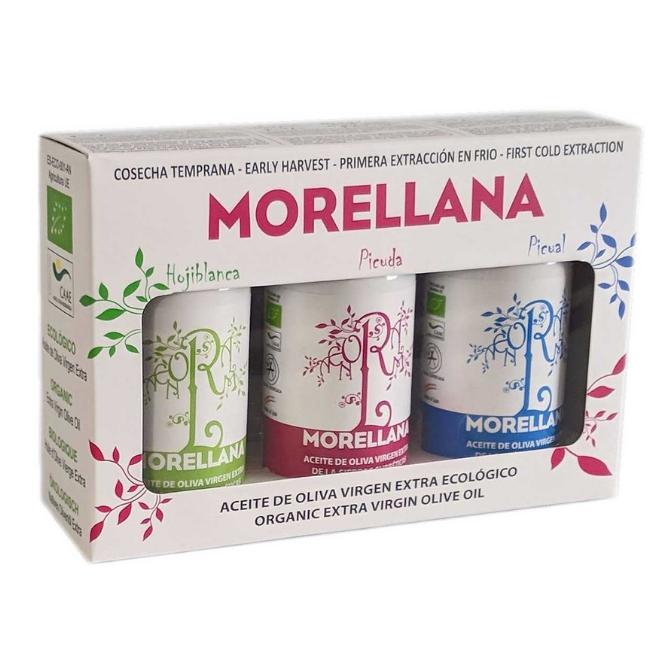olivenolie-gave-pakke-3-flasker_Morellana