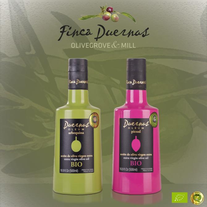 olivenolie forskellig smag